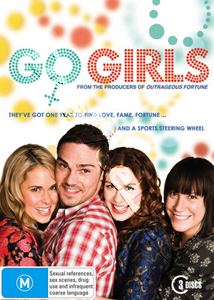 Go Girls - Series One - 3-DVD Set (DVD)